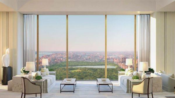 Condomínios do Central Park - 117 West 57 Street NYC