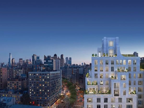 250 west 81 condomínios de rua upper west side NYC-1