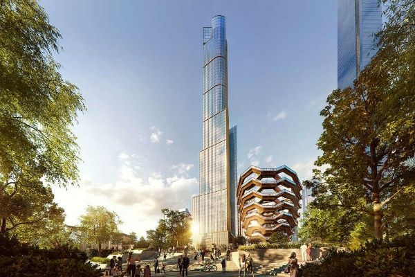 Hudson Yards Apartments for Sale New York