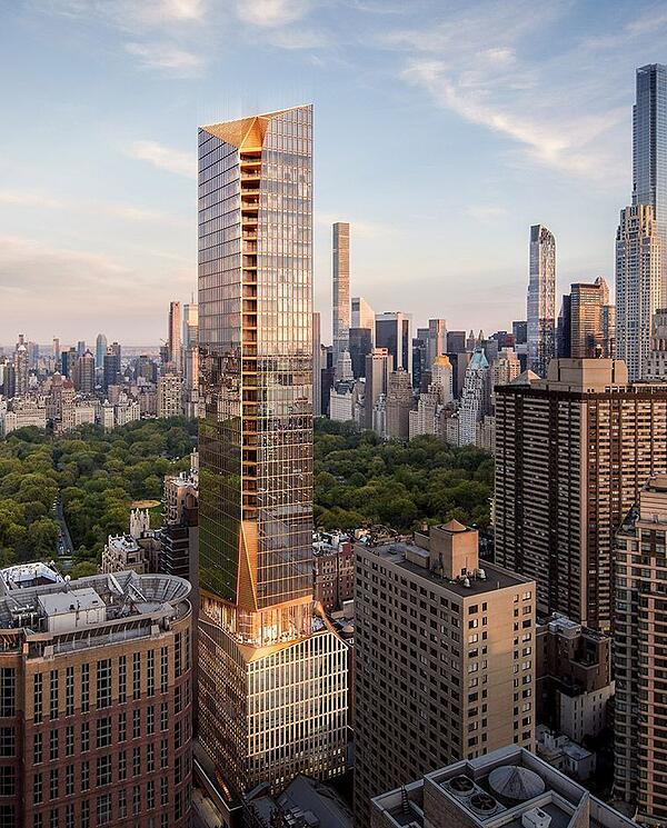 Upper West Side luxury apartments for sale - 50 West 66 Street