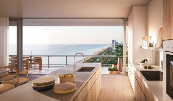 87 Park Renzo Piano Miami