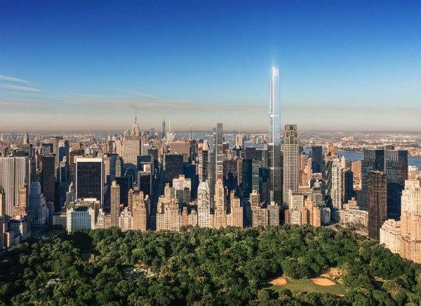 Central Park Tower Apartamentos para Venda