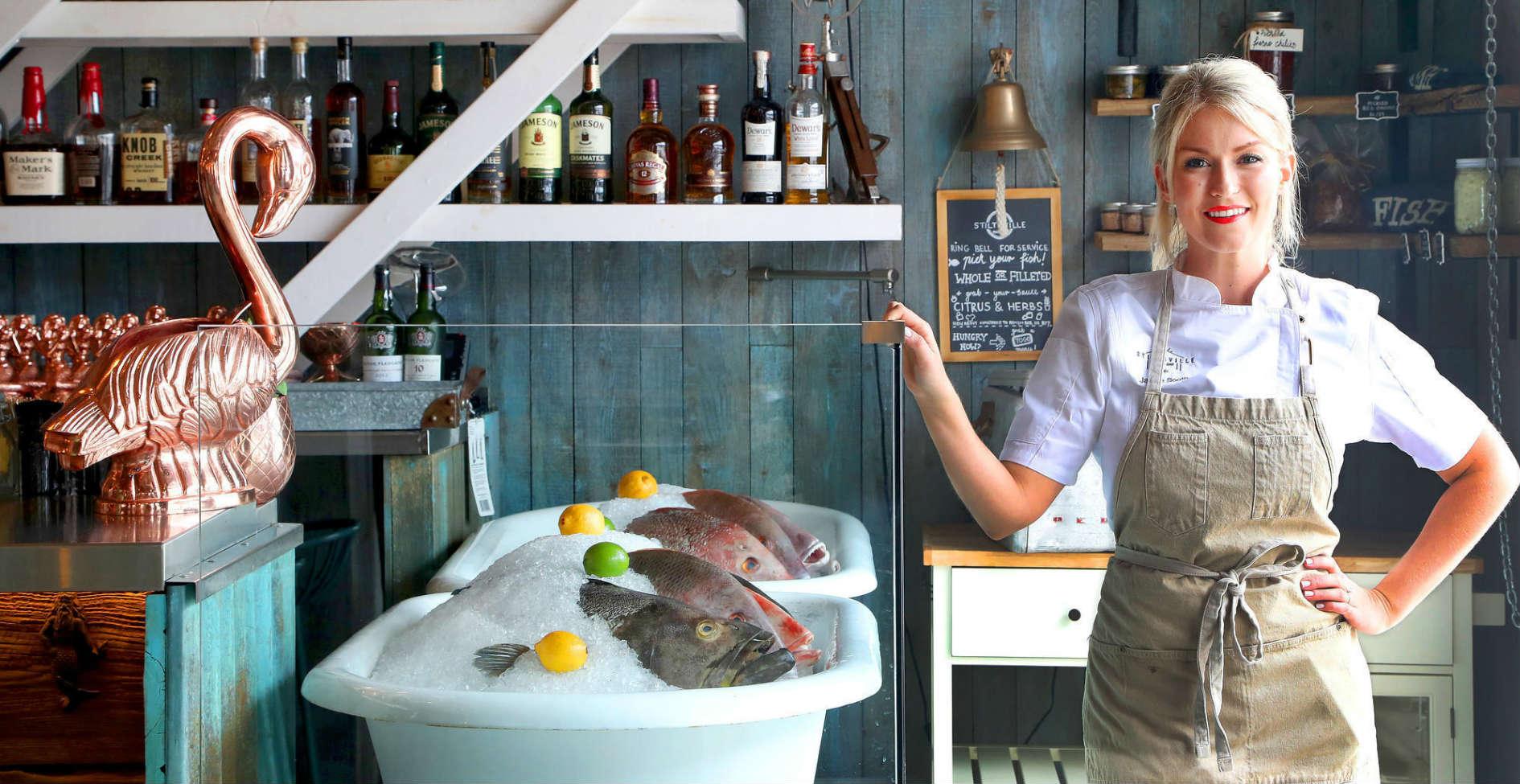 Stiltsville Fish Bar
