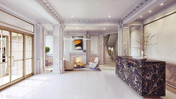 Upper West Side Condos - The Astor 235 West 75 Street NY