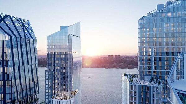 UWS Condos for Sale - Waterline Square