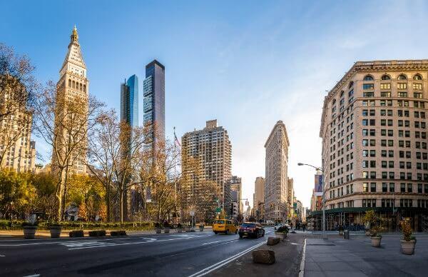 Condomínios de Nova Iorque