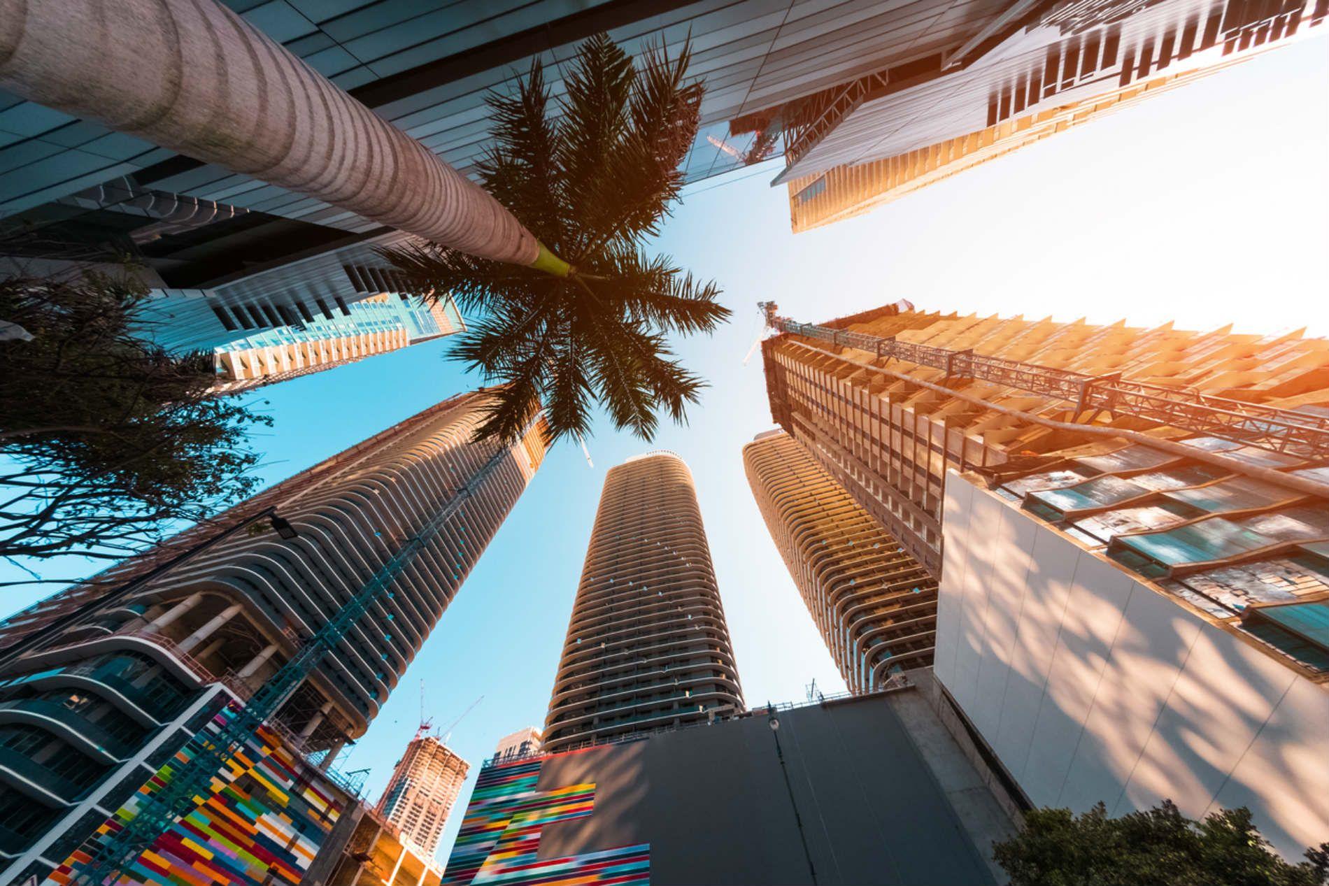 agente imobiliário em Miami