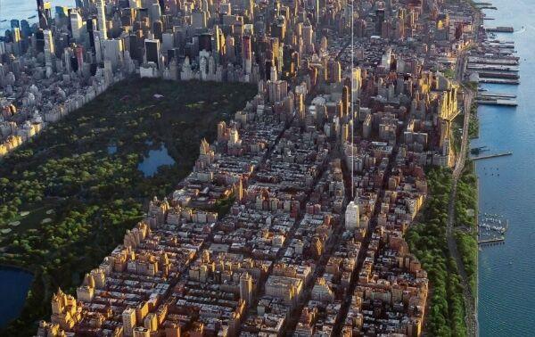Apartamento em Manhattan